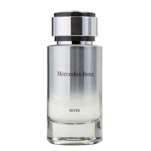 Mercedes-Benz Silver Eau de Toilette 120ml Spray