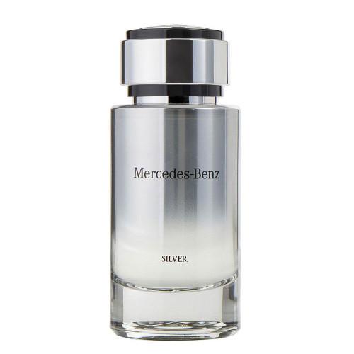 Mercedes-Benz Silver Eau de Toilette 120ml Spray