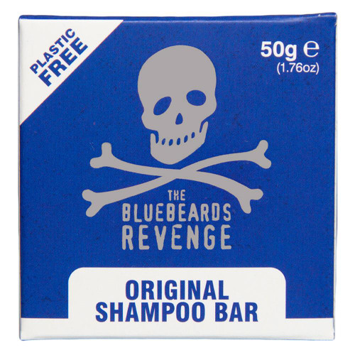 The Bluebeards Revenge Original Shampoo Bar 50g