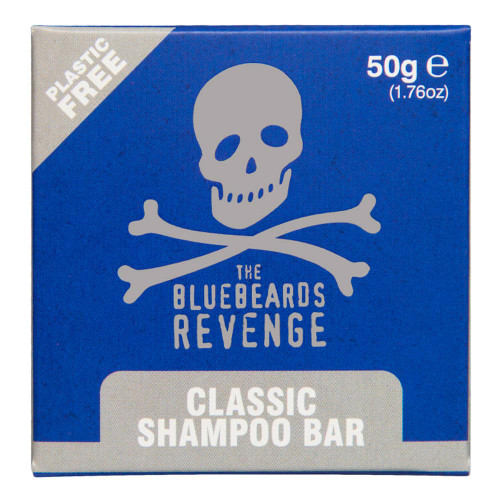 The Bluebeards Revenge Classic Shampoo Bar 50g