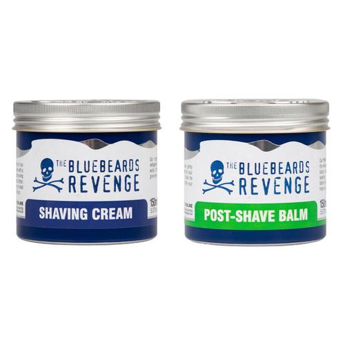 The Bluebeards Revenge Shaving Cream & Post-Shave Balm 150ml