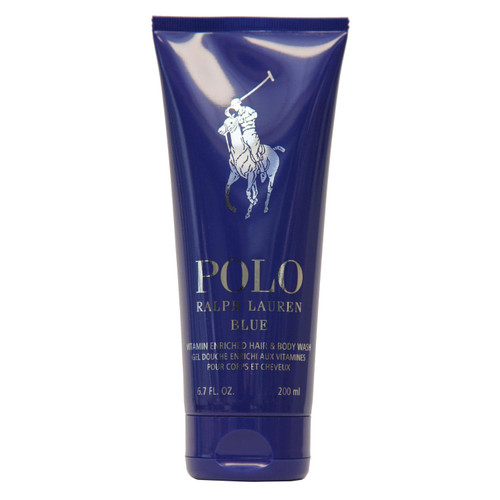 Ralph Lauren Polo Blue for Men Vitamin Enriched Hair & Body Wash 200ml