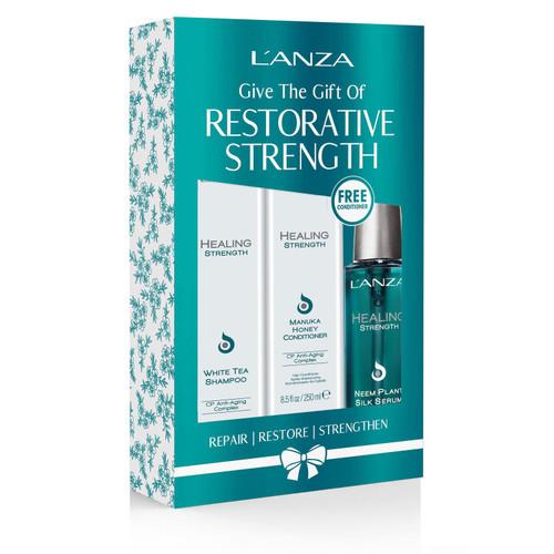 L'Anza Healing Strength Gift Set