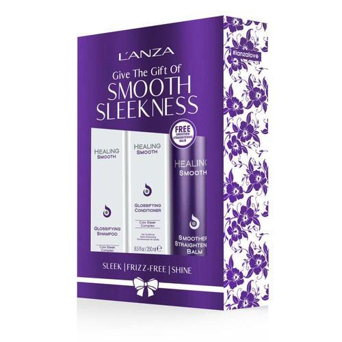 L'Anza Healing Smooth Gift Set