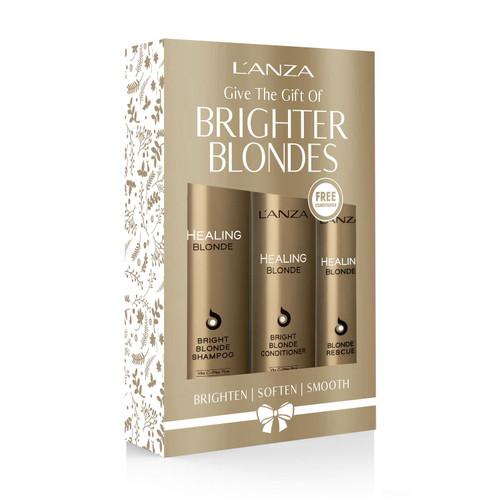 L'Anza Healing Blonde Gift Set