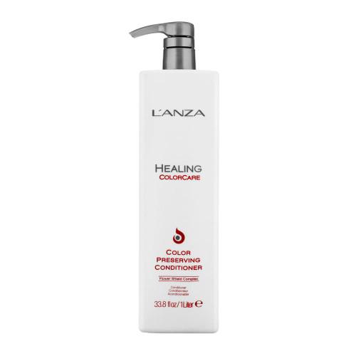 L'Anza Healing ColorCare Conditioner 1000ml with pump