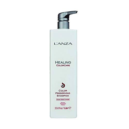 L'Anza Healing ColorCare Shampoo 1000ml with pump