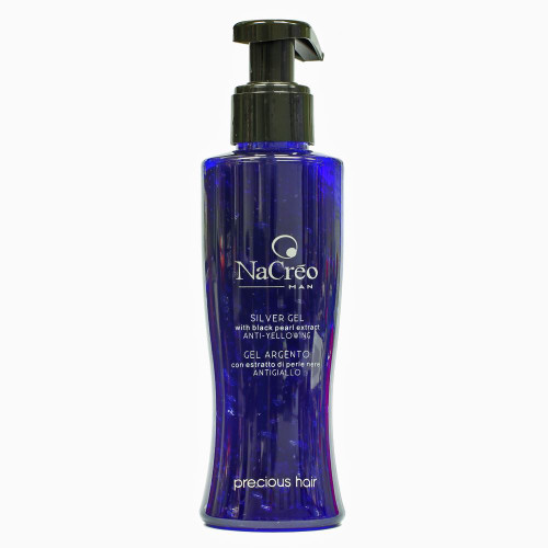 NaCreo Precious Hair Silver Gel