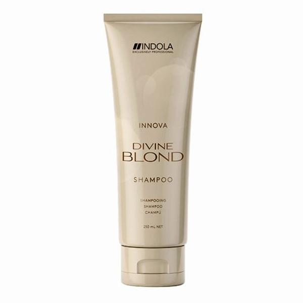 Indola Divine Blonde Shampoo 250ml