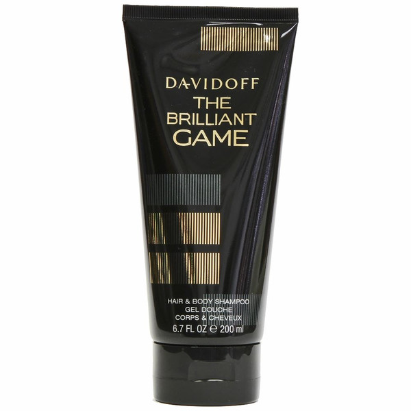 Davidoff The Brilliant Game Hair & Body Shampoo 200ml