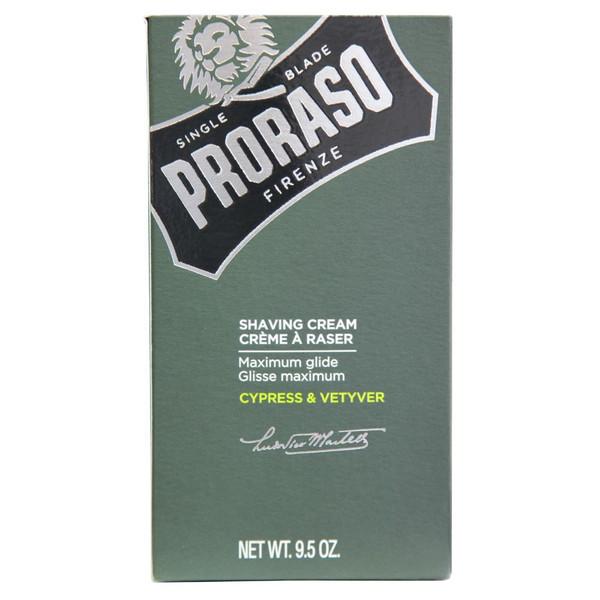 Proraso Cypress & Vetyver Shaving Cream 275ml (9.5 oz)