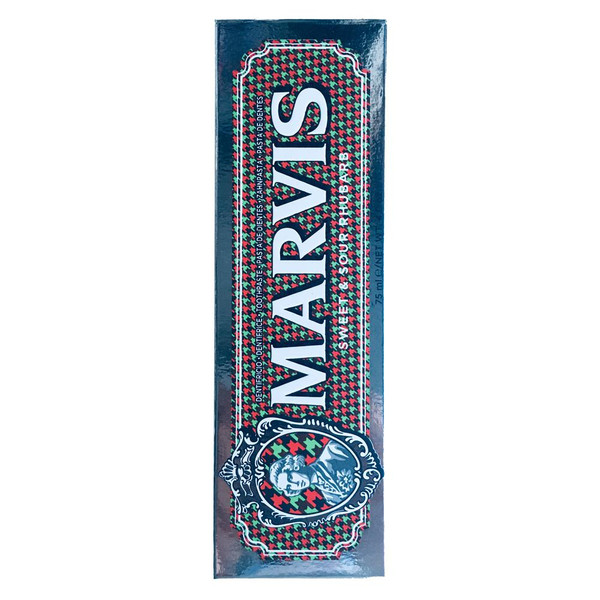 Marvis Sweet & Sour Rhubarb Toothpaste 75ml