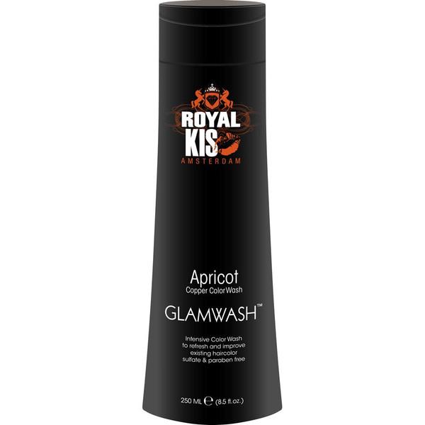 Kapper KIS GlamWash APRICOT (Copper) - 250ml