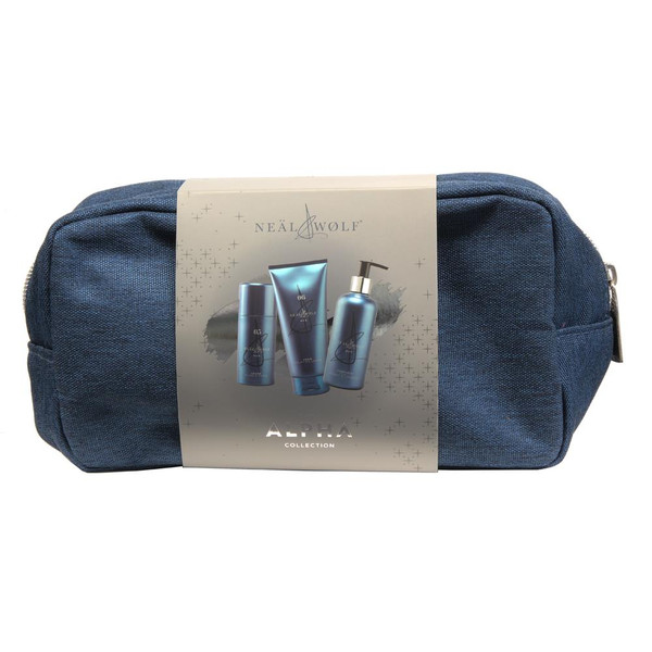 Neal & Wolf The Alpha Collection Mens Gift Set