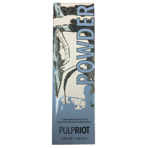 Pulpriot Powder 118ml Semi-permanent hair dye