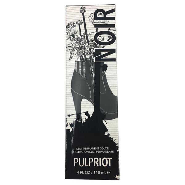 Pulpriot Noir 118ml Semi-permanent hair dye