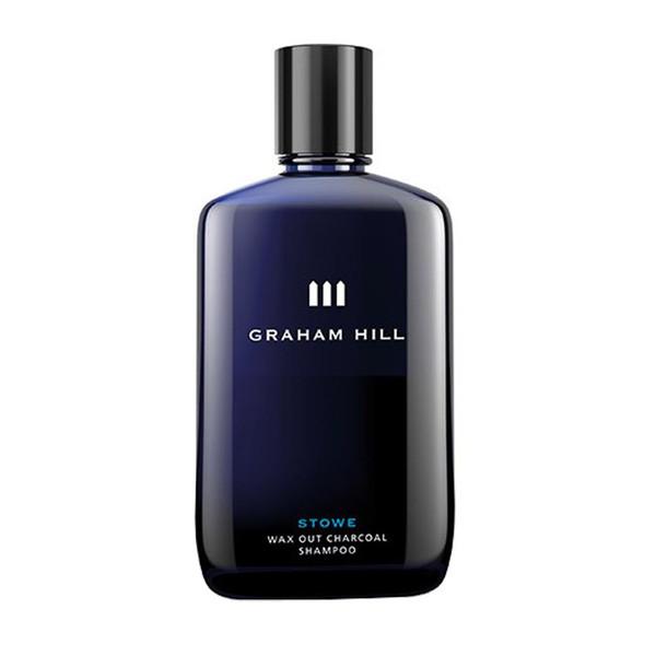 Graham Hill Stowe Wax Out Charcoal Shampoo