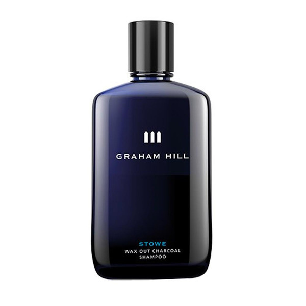 Graham Hill Stowe Wax Out Charcoal Shampoo
