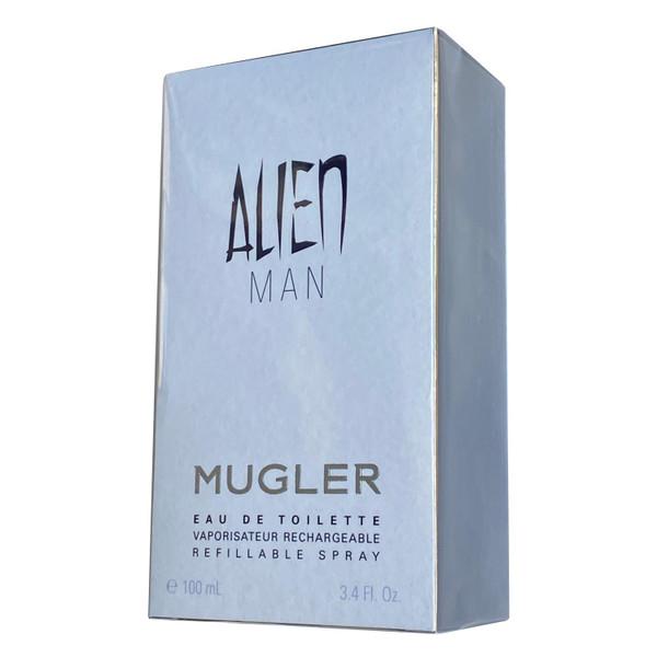 Thierry Mugler Alien Man Eau de Toilette 100ml Spray [refillable]