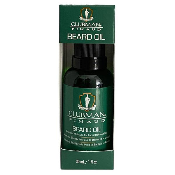 Clubman Pinaud Beard Oil 30ml