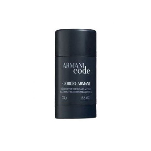 Giorgio Armani Code for Men Alcohol-free Deodorant Stick 75g