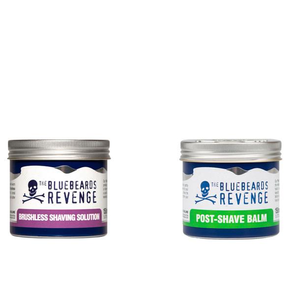 The Bluebeards Revenge Brushless Shaving Solution & Post-Shave Balm 150ml