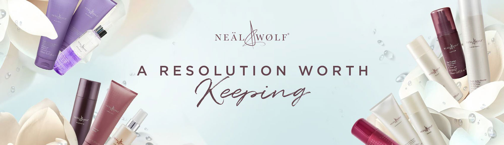 Neal & Wolf hair products