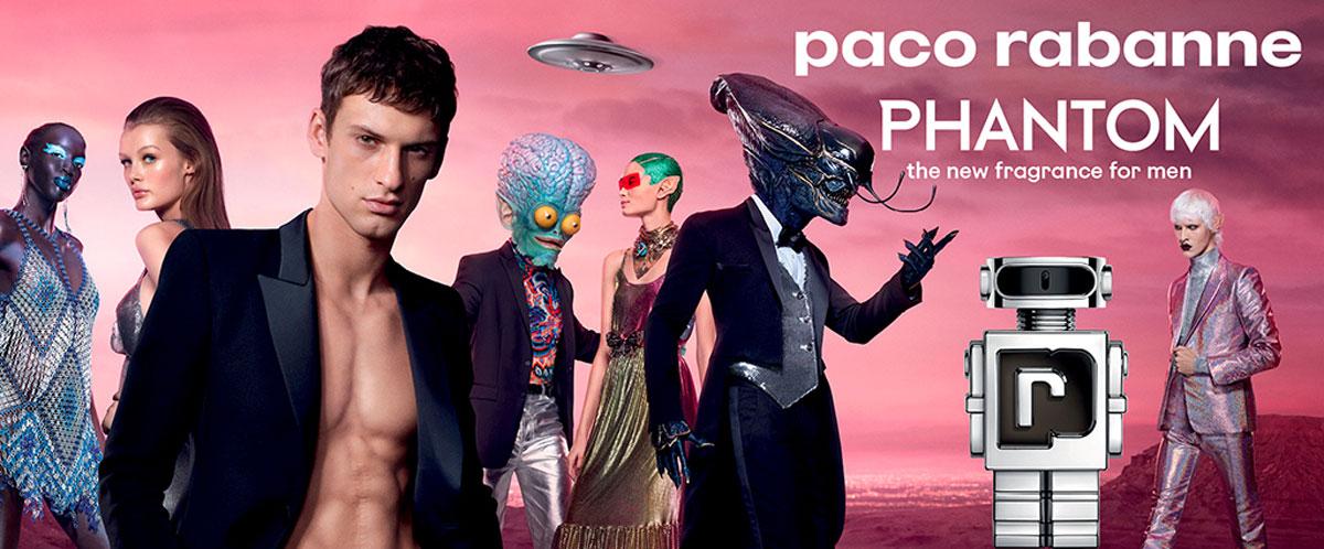 Paco Rabanne Phantom Fragrance for Men