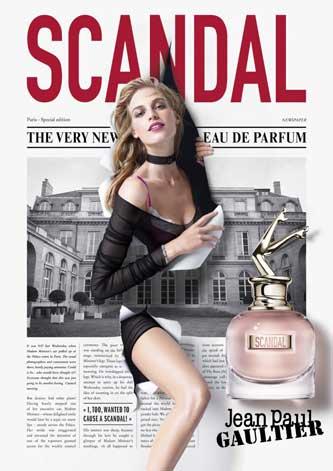 Jean Paul Gaultier Scandal Fragrance