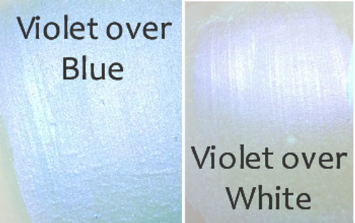 WaterBorne © Iridescent Colors - VIOLET Great for Alien/Avatar/Alternative Reborn Dolls