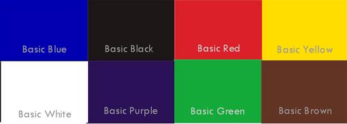 WB BASIC Colors
