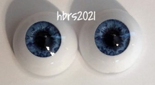 Real Eyes BLUE,  16mm