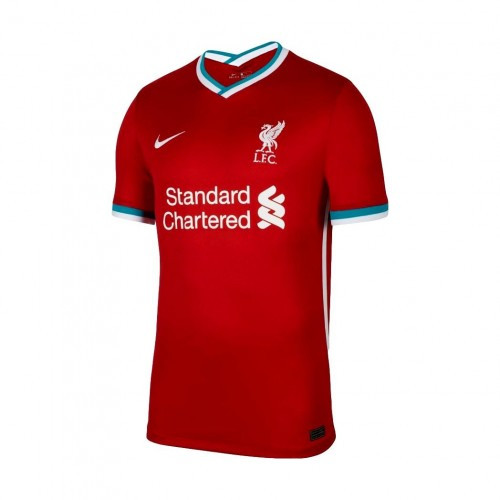 Liverpool 2020/21 Home Jersey