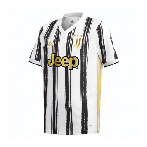 YOUTH - Juventus 2020/21 Home Jersey