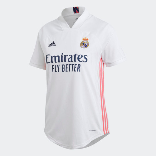 WOMEN'S - Real Madrid 2020/21 Home Jersey