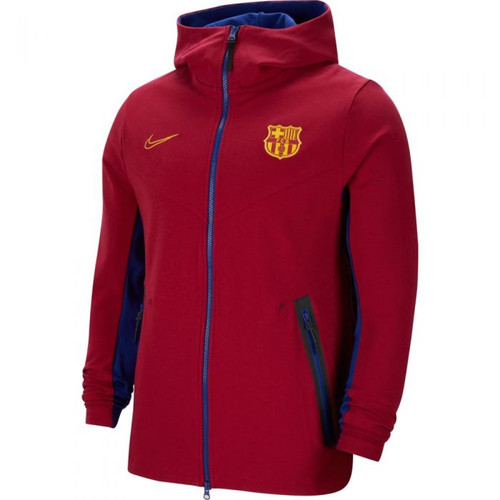 Barcelona 2020/21 Home Tech Pack Jacket