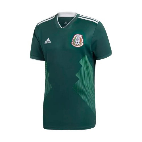Mexico National Team 2015-2020 Home Jersey