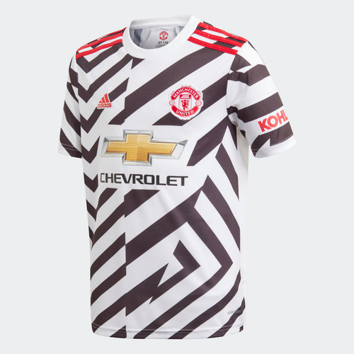 YOUTH - Manchester United 2020/21 Third Jersey