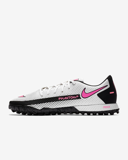 Phantom React GT PRO TF - White/Black/Pink