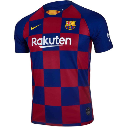 Barcelona 2019/20 Home Jersey