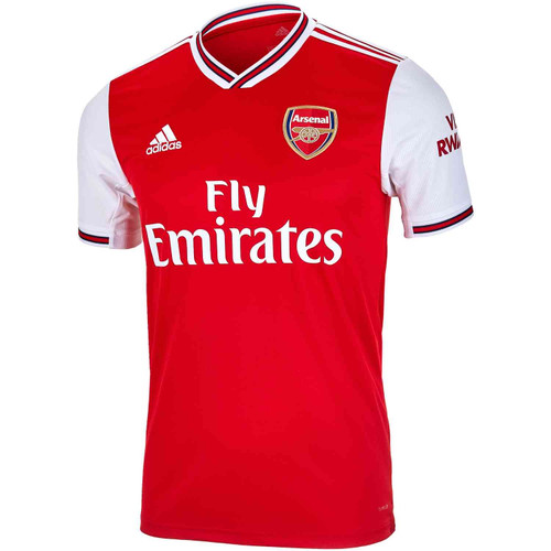 Arsenal 2019/20 Home Jersey