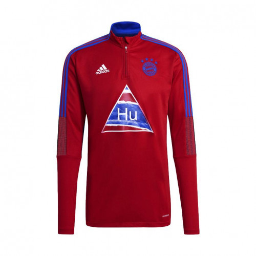 Bayern Munich x Pharrell Human Race 2020/21 - Training 1/4 Zip