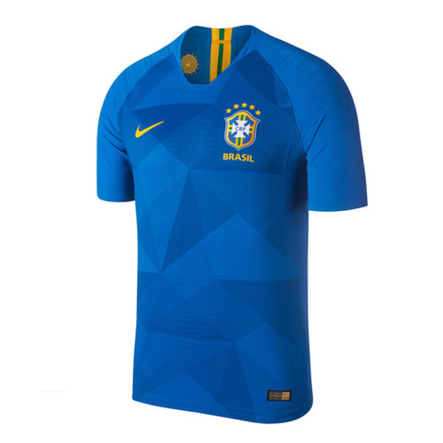 Brazil 2018 World Cup Away Jersey - Player Issue