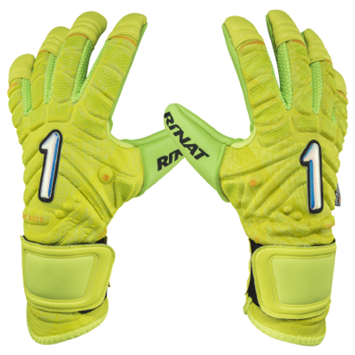 The Boss Pro - Neon - No Finger Protection - Goalkeeper Gloves