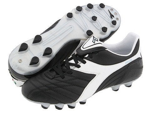 WOMEN'S - Brasil AX MD PU W FG - Black/White