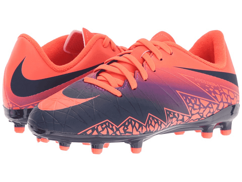 YOUTH - Hypervenom Phelon II FG - Crimson/Purple
