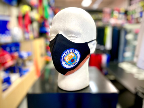 Manchester City Facemask