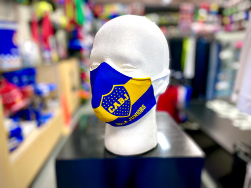 Boca Juniors Facemask