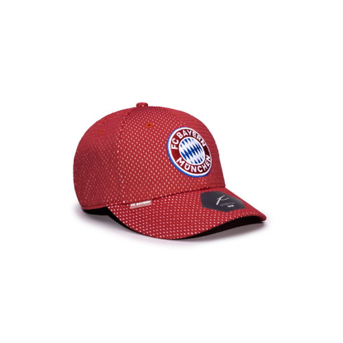 Bayern Munich Mesh Hat - Red