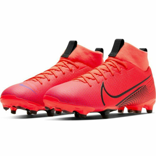 YOUTH - Superfly 7 Academy FG - Red/Red